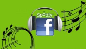 Facebook-Spotify