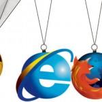 Google Chrome puede liderar el ranking de los navegadores más usados en el 2012