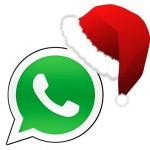 WhatsApp la aplicación más usada para felicitar la navidad