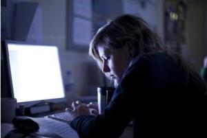 La luz Azul que emiten los dispositivos disminuye la calidad del sueño