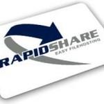 RapidShare cierra sus puertas el 31 de Marzo