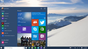Windows 10 Beta