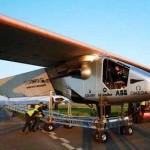 El avión Solar Impulse 2 despegó de Abu Dabi